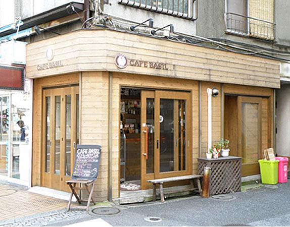 photo : CAFE BASIL
